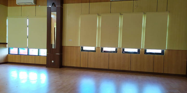 Project Roller Blinds Walikota Pare Pare